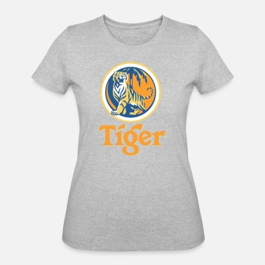 Orange Tiger Orange Tiger - Women's 50/50 T-Shirt