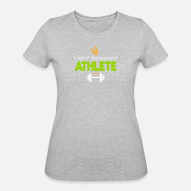 Power Plant Plant Powered Athlete - Women's 50/50 T-Shirt