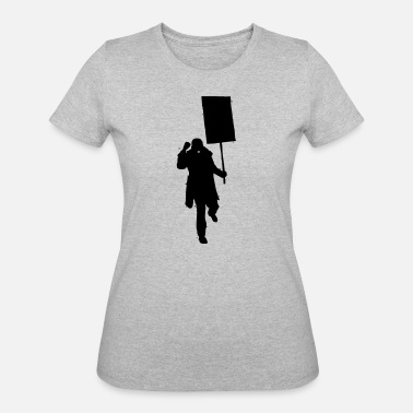 Protestant protest - Women's 50/50 T-Shirt