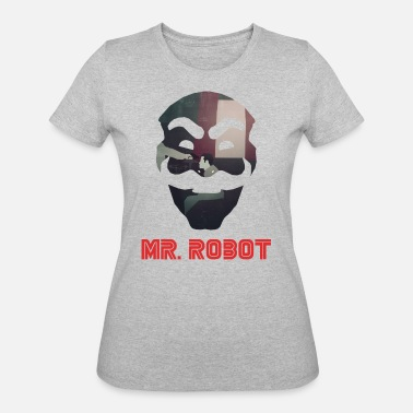 Mr Robot Mr Robot - Women's 50/50 T-Shirt