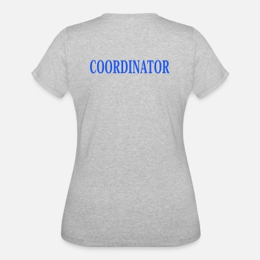 Coordination COORDINATOR - Women's 50/50 T-Shirt