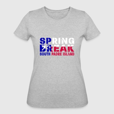 sprin break South Padre I - Women's 50/50 T-Shirt