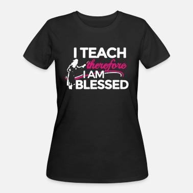 I Am Blessed I Am Blessed Shirt - Women's 50/50 T-Shirt