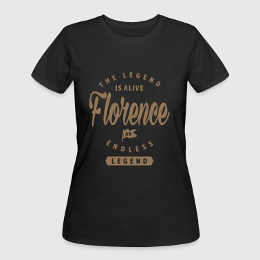 Florence Italy Florence - Women's 50/50 T-Shirt