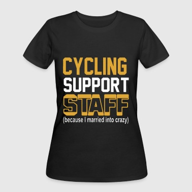 cycling support staff cycling - Women's 50/50 T-Shirt