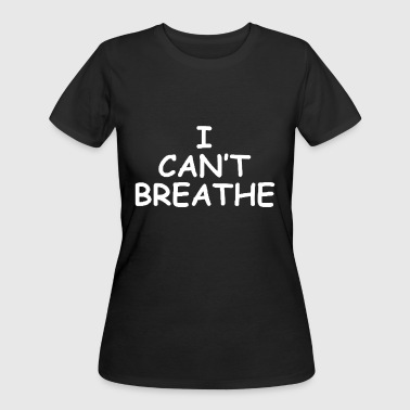Irish Protestant I Can t Breathe Police Officer Protest Choking Cop - Women's 50/50 T-Shirt