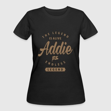 Addie - Women's 50/50 T-Shirt