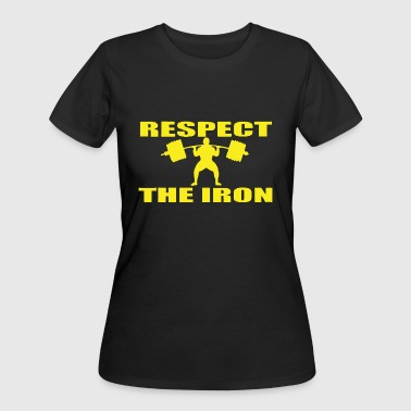 RESPECT WORKOUT - Women's 50/50 T-Shirt