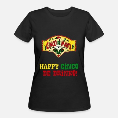 Cinco De Mayo Holiday Mexican Drinko2 - Women's 50/50 T-Shirt