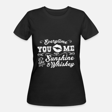 Concert Country Concert Tees Southern Whiskey Dance - Women's 50/50 T-Shirt