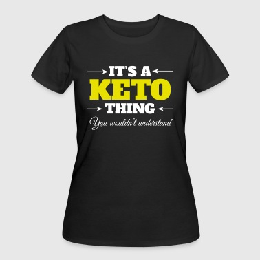 It's A Keto Thing You Wouldn't Understand - Women's 50/50 T-Shirt