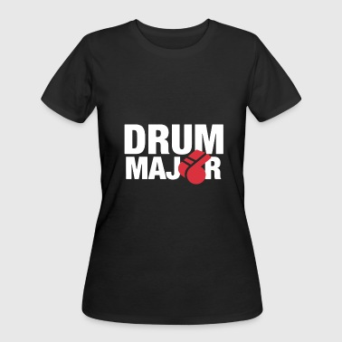 Drum Major T Shirt - Women's 50/50 T-Shirt
