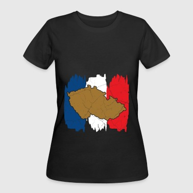 Czech Prague Czech Republic gift Prague Czech - Women's 50/50 T-Shirt
