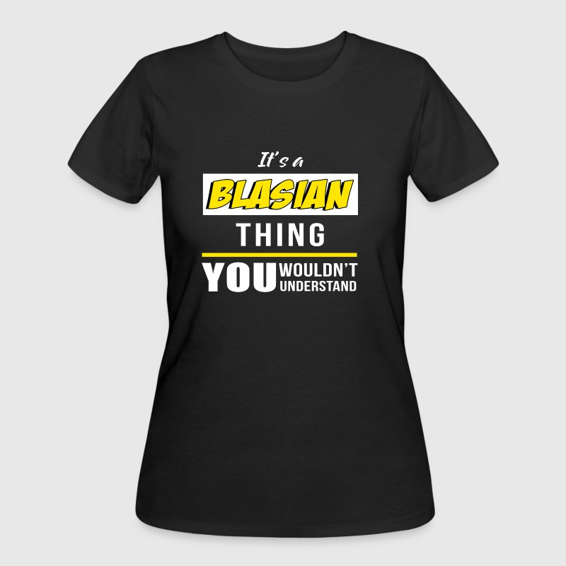 Blasian Thing  - Women's 50/50 T-Shirt