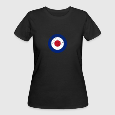 Royal British Airforce Roundel - Women's 50/50 T-Shirt