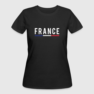 Football Pride France Soccer Football Jersey French Pride French - Women's 50/50 T-Shirt