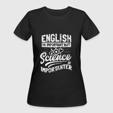 Scientist Gift Gift for scientist - Women's 50/50 T-Shirt