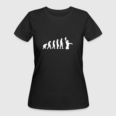Evolution Kettlebell Evolution Kettlebell workout Gym Exercise gift Tee - Women's 50/50 T-Shirt