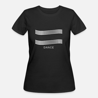 Dance Music Dance music - Women's 50/50 T-Shirt