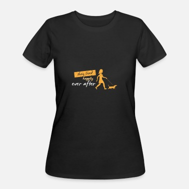 After They Lived Happily Ever After - Women's 50/50 T-Shirt