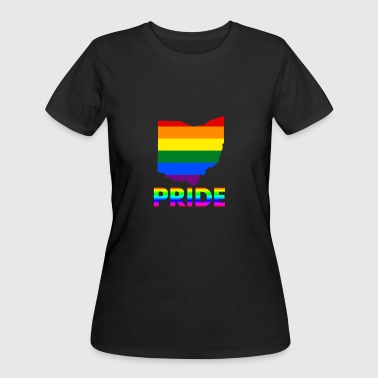 Ohio Pride Ohio Pride Celebration - Women's 50/50 T-Shirt