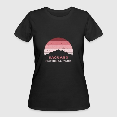 Saguaro Saguaro National Park Clothing - Women's 50/50 T-Shirt