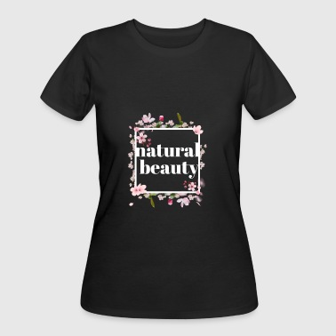 Womens Nature NATURAL BEAUTY WOMEN SHIRT - Women's 50/50 T-Shirt