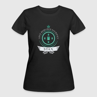 Stax Magic the Gathering - Stax Life - Women's 50/50 T-Shirt