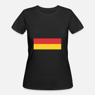 Deutsche Deutsch - Women's 50/50 T-Shirt