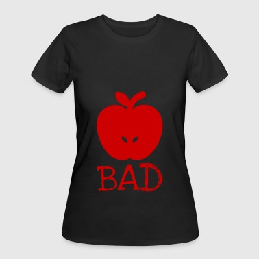 Apple Bad Bad Apple - Women's 50/50 T-Shirt