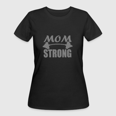 MOM STRONG - Women's 50/50 T-Shirt