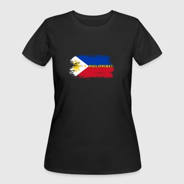 Gift For Filipino Philippines Flag / Gift Manila Filipino - Women's 50/50 T-Shirt