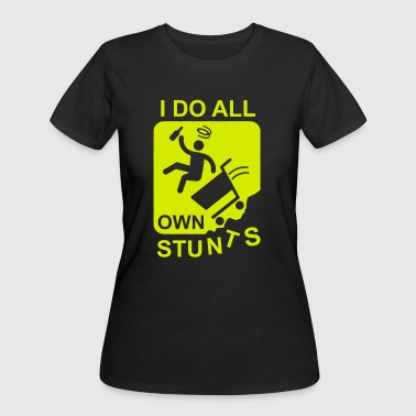 My Own Stunts My Own Stunts - Women's 50/50 T-Shirt