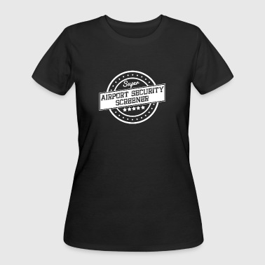 Airport Security Screener - Women's 50/50 T-Shirt