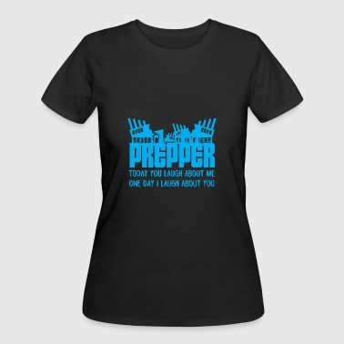 Prepper - Women's 50/50 T-Shirt