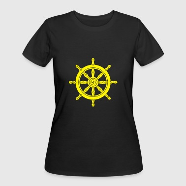 wheels - Women's 50/50 T-Shirt