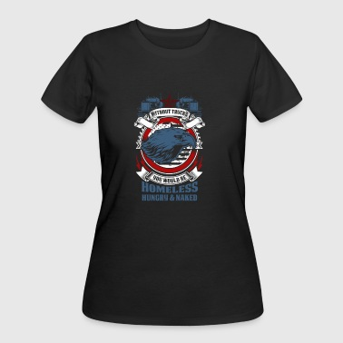 Trucker - Women's 50/50 T-Shirt