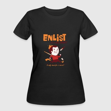 Enlist - Women's 50/50 T-Shirt