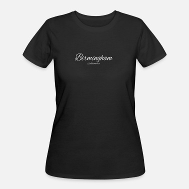 Birmingham Alabama Alabama Birmingham US DESIGN EDITION - Women's 50/50 T-Shirt