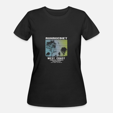 Bottrop Ruhrgebiet westcoast - Women's 50/50 T-Shirt