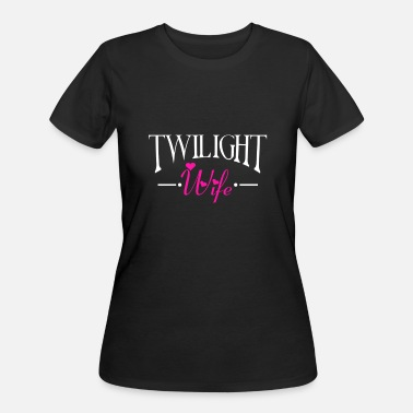Twilight Twilight wife Twilight wife Awesome twilight - Women's 50/50 T-Shirt