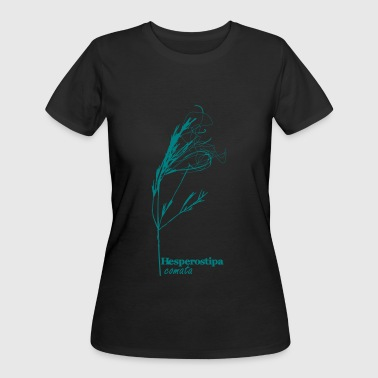 Thread Needle Needle and thread grass print - Women's 50/50 T-Shirt