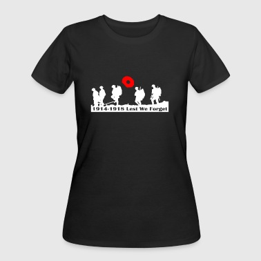 REMEMBRANCE DAY - Women's 50/50 T-Shirt