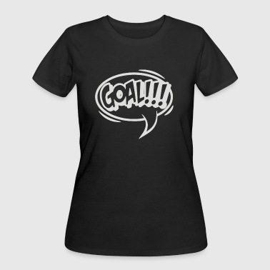 Goal Posts goal - Women's 50/50 T-Shirt