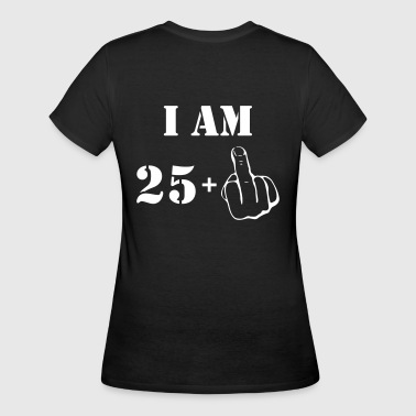 26th Birthday T Shirt 25 + 1 Made in 1991 - Women's 50/50 T-Shirt