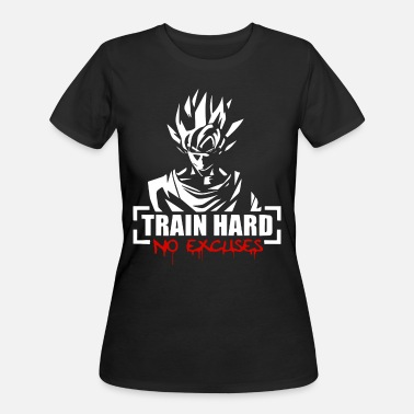 Mma Gym Bodybuilding Motivation Raining Mens Bodybuilding Gym Motivation Goku Mma - Women's 50/50 T-Shirt