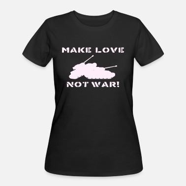 Anti War ANTI WAR - Women's 50/50 T-Shirt