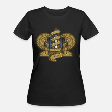 Hieroglyphics Sphinx - Sphinxex can see straight into your hea - Women's 50/50 T-Shirt