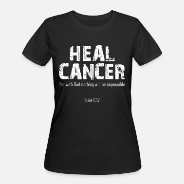 Heal Cancer Cancer - Heal - Illness Sick Poison Surgery - Women's 50/50 T-Shirt