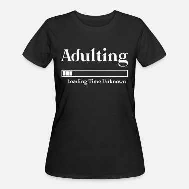 Graduation Party Adulting Graduation - Adulting Graduation High - Women's 50/50 T-Shirt